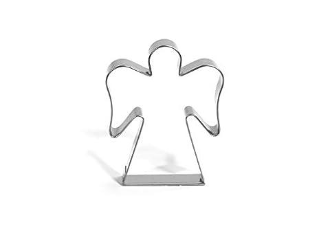 Ausstecher Engel, Maße: ca. 14 x 10,5 cm (Ausstecher Weihnachten Geschenk)