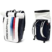 Mochila BMW Motorsport de colección, original, 80222446465