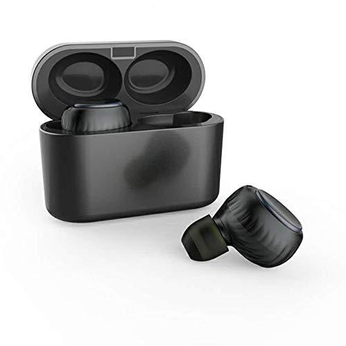 bescita Bluetooth Sport in-Ear Kopfhörer, Mini New HV-358Pro Sport In-Ear-Ohrhörer Wireless Call Bluetooth 5.0 Headset mit 20 Meter Reichweite für iPhone, Huawei und Samsung (Schwarz)