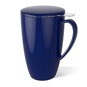 Sweese 2104 Teetasse mit Deckel und Sieb, Becher aus
