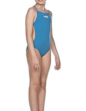 Arena Mädchen Badeanzug Solid Lightech Junior