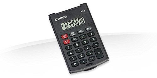 CANON AS-8 Taschenrechner