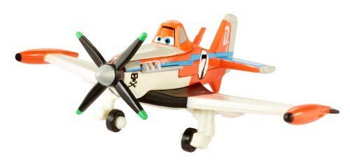 Mattel CBK59 - Planes Protagonisti Fire and Rescue, Personaggi Assortiti
