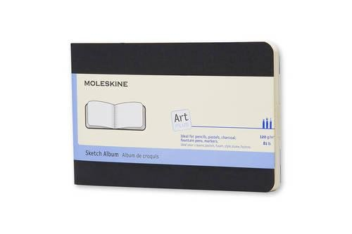 Moleskine Pocket Art Plus Cahier Sketch Album por Moleskine