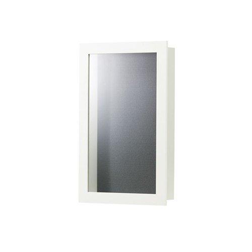 IKEA KASSEBY Sammlerrahmen in weiß; (30x47x8cm) - Breite Bilderrahmen