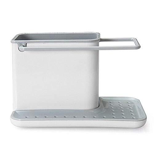 Plastic Racks Organizer Caddy Storage Kitchen Sink Utensils Holders Drainer Integrated Drainer Good Kitchen Tool,04 -
