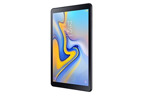 "Samsung Galaxy Tab A (2018) SM-T595N 32GB 3G 4G Black Qualcomm Snapdragon 450 tablet Galaxy Tab A (2018) SM-T595N, 26.7 cm (10.5""), 1920 x 1200 pixels, 32 GB, 3G, Android 8.1, Black"