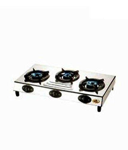 Bajaj 3 Burners Gas Stove - CX9