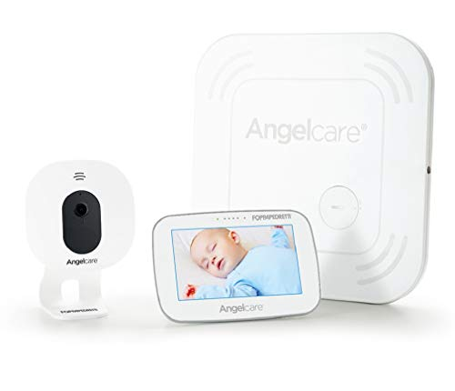 Foppapedretti Angelcare vidéo sans fil AC 517Monitore pour nouveau-né avec détecteur de mouvement