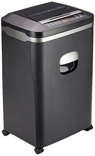 Peach PS600-20 Micro Partikel Aktenvernichter | 7 / 70 Blatt | 21 Liter | Neuheit | kein Papierstau | automatische Papierzuführung | Zeit sparen