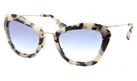 Miu Miu Sunglasses SMU 10N HAVANA KAD8V1 SMU10N