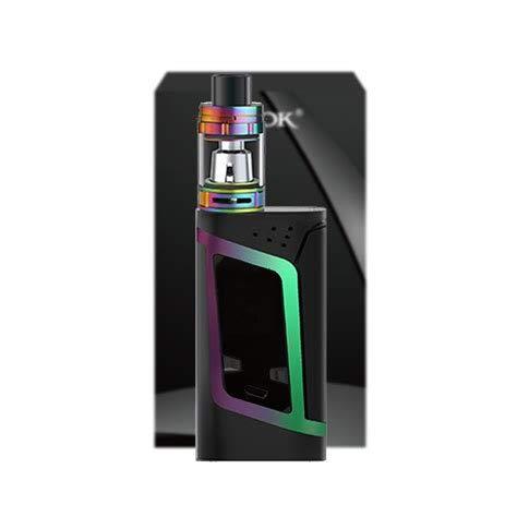 SMOK Alien 220W TC Kit Iniziale di Sigarette Elettronica (Nero/7 Colori) SMOK RHA 220 Kit