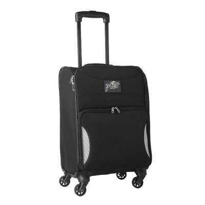 ncaa-navy-lightweight-nimble-upright-carry-on-trolley-18-inch-black-by-ncaa