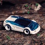 Aoske 2in1 Salt Water Fuel Cell Car DIY + DIY Solar Car Robot Solar Robot Robo Puzzle solar robot by AosKe
