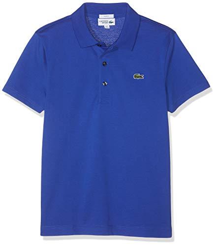 Lacoste Sport Herren Yh4801 Poloshirt, Blau (Paquebot S6n), X-Small (Herstellergröße: 2) -