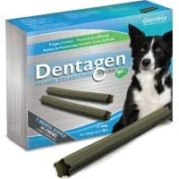 Dentagen Plaque Prevention Dog Chews (Size: Large)