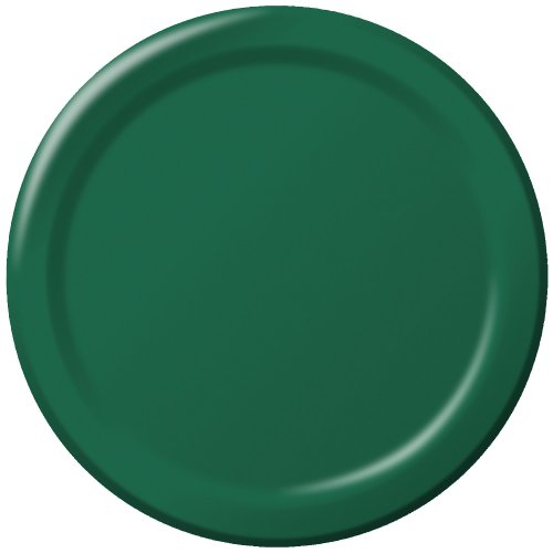 Creative Converting Lunche-Teller One size hunter green Hunter Green Teller