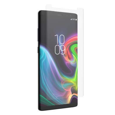ZAGG InvisibleShield HD Ultra - Advanced Clarity + Shatter Protection - Film Screen Protector Made for Samsung Note 9 Invisibleshield Screen Film