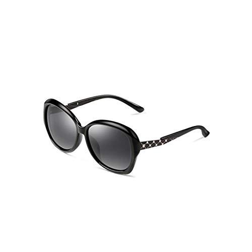 RJYJ Aviator Sonnenbrillen Für Frauen, Classic Fashion Polarized Sonnenbrillen Mädchen, Anti-UVA Ultra Light Nettogewicht 30 Gramm
