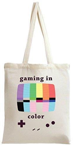 Gaming In Color Tote Bag