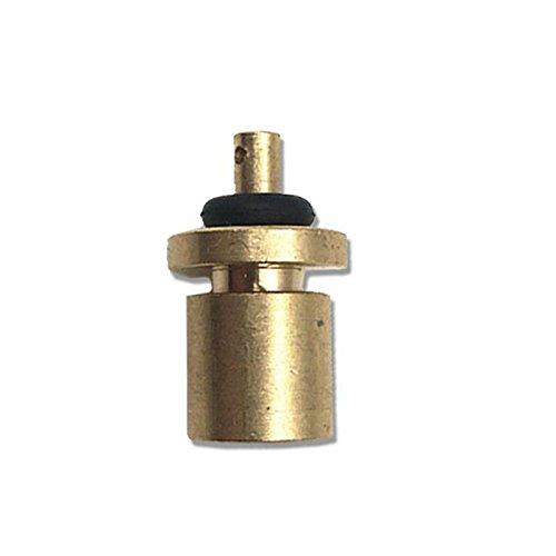 Propan-gas-kanister (Rosepoem 1 Stück Gas-Nachfülladapter Outdoor Campingherd Zylinder Zubehör Butan Kanister Pneumatisches Zubehör)