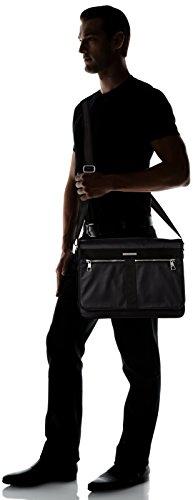 Tommy Hilfiger Accessori - Darren Messenger W/Flap, Borse da uomo Black  2