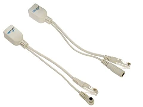 AIR802 Passive Power-over-Ethernet (PoE) Injector - Splitter Mid-Span Kit with