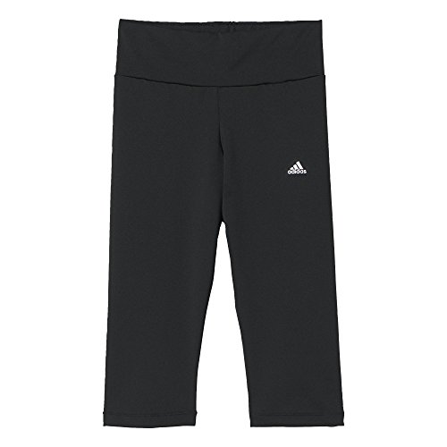 adidas Oberbekleidung Wardrobe Fitness 3/4 Tights, schwarz, 164, AK2146