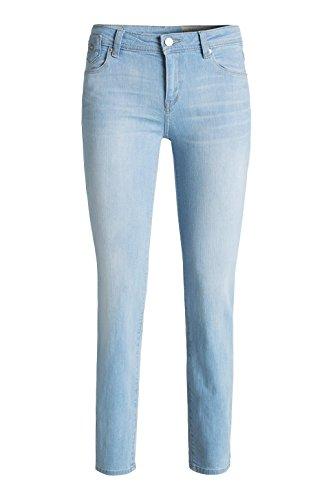 ESPRIT Damen Jeanshose Blau (BLUE LIGHT WASH 903)