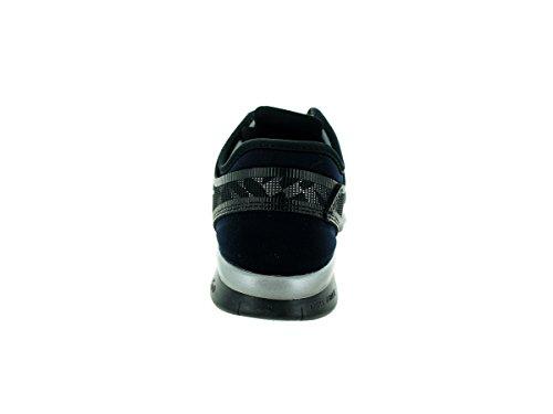 Nike Damen Free 5.0 Tr Fit 5 Mtlc Laufschuhe Schwarz (nero / Argento Piatto / Argento Metallizzato)
