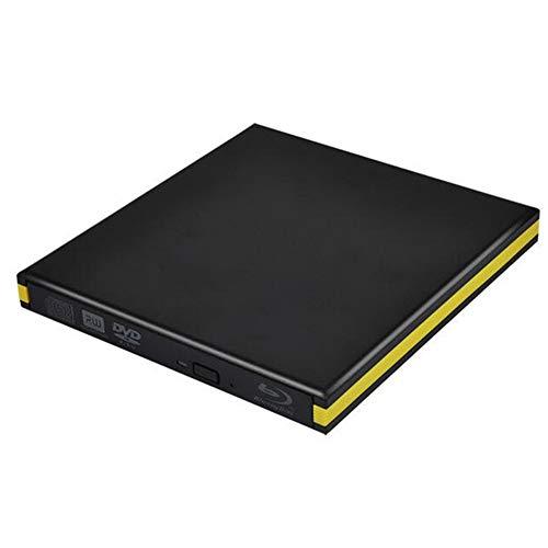 Externes DVD-Laufwerk USB 3.0, tragbare CD DVD +/- RW Brenner für optisches Laufwerk Brenner für Windows 10/8/7 Laptop Desktop Mac MacBook Pro Air iMac HP Dell