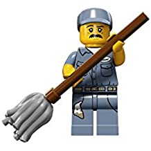 Lego Series 15 Minifigures 71011 (Lego Series 15 Janitor) by Minifigures