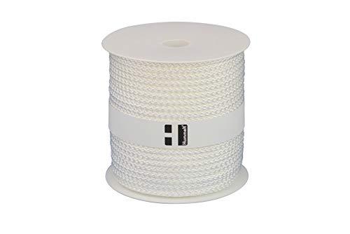 Hummelt® SilverLine-Rope Universalseil Polypropylenseil 4mm 100m weiß auf Rolle