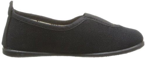 Victoria Gimnasia Panama, Unisex - Kinder Sneaker Schwarz - Noir (Negro)