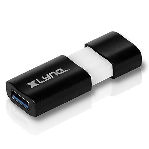 XLYNE Wave USB Stick │512Gb│USB 3.0 – Memory Stick │Push&Pull Mechanism │Windows, Mac, Linux купить на Амазон де в Германии с доставкой в страны СНГ