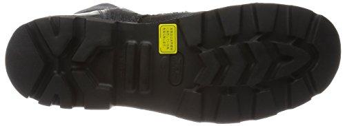 Diesel Maschi Steel Scarpe Nero