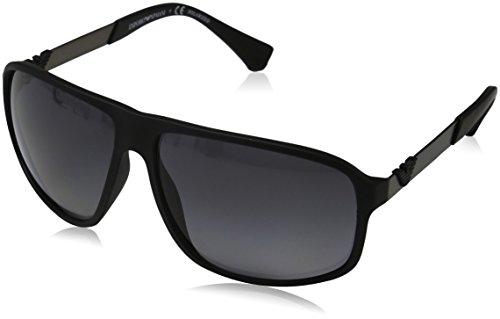 Armani Unisex Sonnenbrille EA4029, , , , , Gr. X-Large (Herstellergröße: 64),...