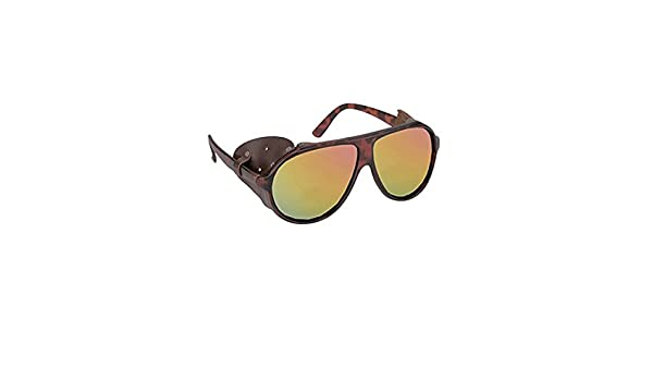 4f11aec6434 Airblaster - Winter 2017 18 - Polarized Glacier Glasses - Matte Tortoise   Amazon.co.uk  Sports   Outdoors