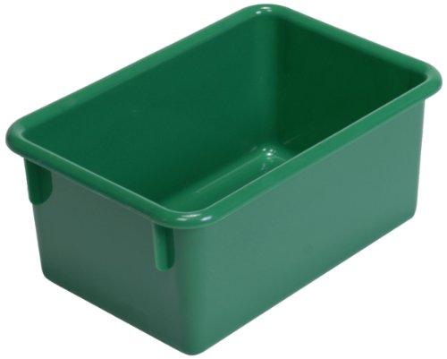 Steffy Holz Produkte grün Tote Tablett, 12,7cm, 20,3cm von 27,9cm - Papierkorb Tote