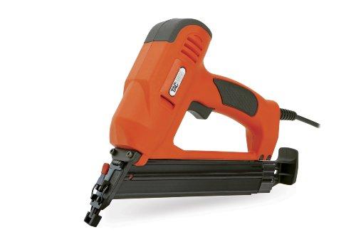 Tacwise 0876 400ELS Elektrische Nagelpistole (Euro Code), 230 W, Orange