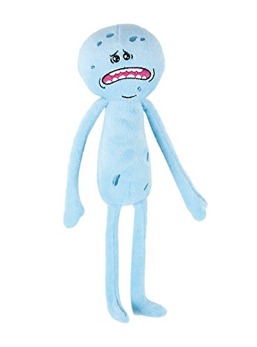 Rick and Morty - Meeseeks - Sad MeeSeeks