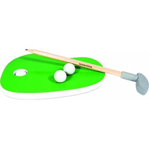 Novelty Desktop Golf Stationery Set