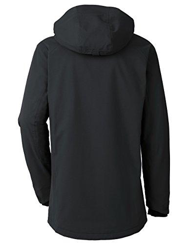 Vaude Herren Men's Altiplano Wool Parka Black