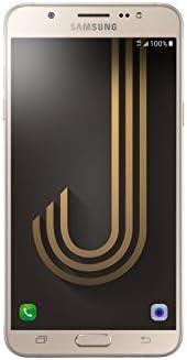 Samsung Galaxy J7 - Smartphone de 5.5'' (SIM única, Android, memoria interna de 16 GB, 4G, MicroSIM, GSM, WCDMA, LTE), color dorado
