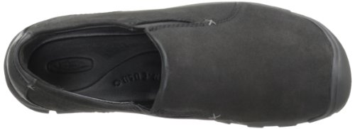 Sisters on slip keen chaussures de loisirs pour femme schlüpfschuh, mocassins homme-noir/marron Noir - Noir