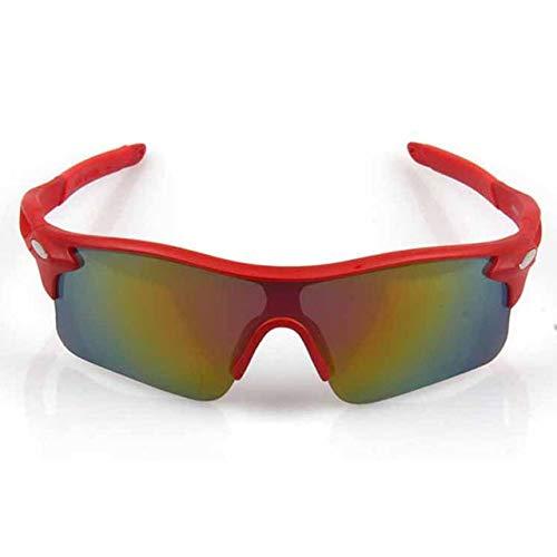 IYOUTHTIME Sport-Sonnenbrille für Herren und Damen, Winddicht, Uv400, Radfahren, Laufen, Fahren, Angeln, Golf, Baseball, Softball, Wandern, Brille - 3