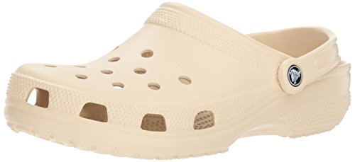 Crocs Classic Clog, Zuecos Unisex Adulto, Blanco (Winter White 11S), 37/38 EU
