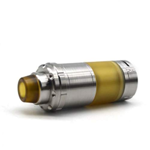 VG V6S 23mm 5.5ml 316SS RTA Rebuildable Tank Atomizer w/Logo (VG V6S 23mm 5.5ml) - Shield Drip