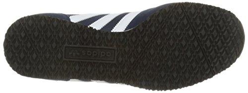 adidas Herren Zx Racer Sneakers, Blau Azul Marino / Blanco / Negro (Maruni / Ftwbla / Negbas)