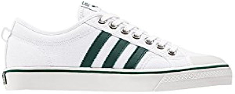 adidas Originals Sneaker Nizza CQ2327 Weiß Grün  Schuhgröße:44